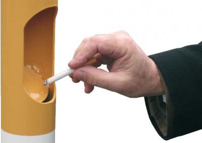 Potelet cigarette