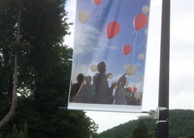 Exposition photos dans les rues du Fontanil-Cornillon