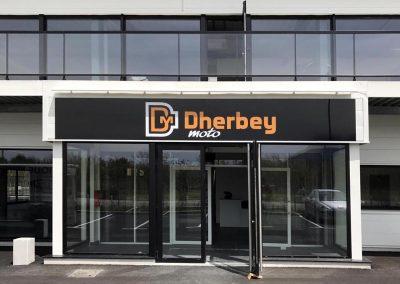 Nouveau magasin, nouvelle enseigne