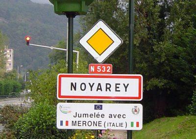 Entrée Noyarey