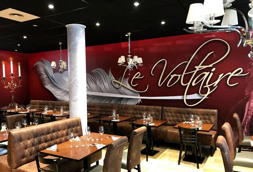 Restaurant Le Voltaire