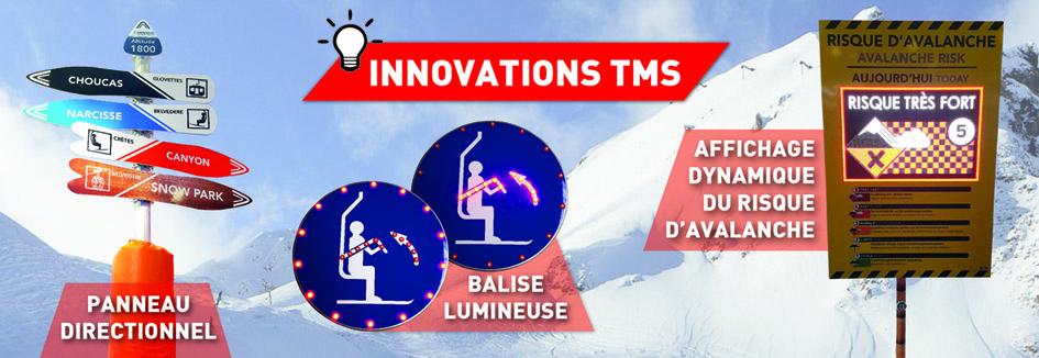 Innovations TMS