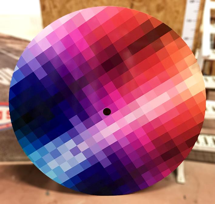 Table Pixel Art